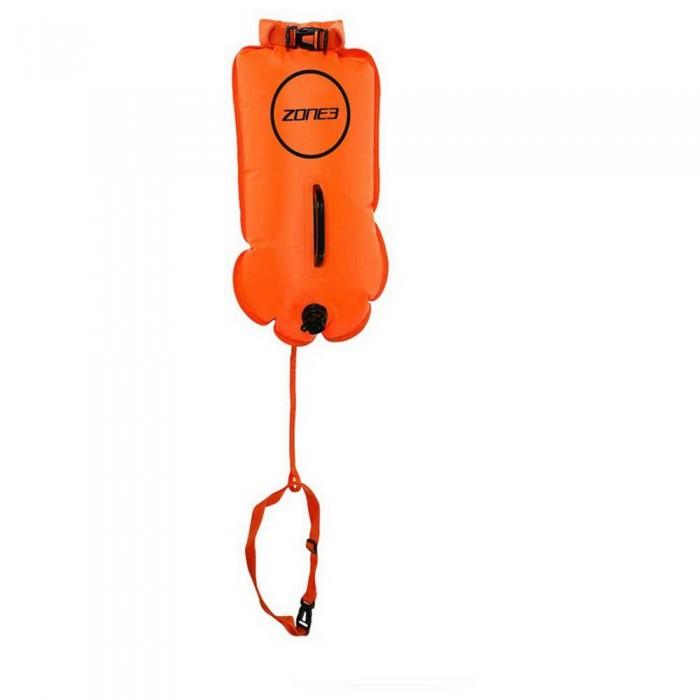 [해외]ZONE3 Swim Safety Buoy 28L 6137937202 Neon Orange