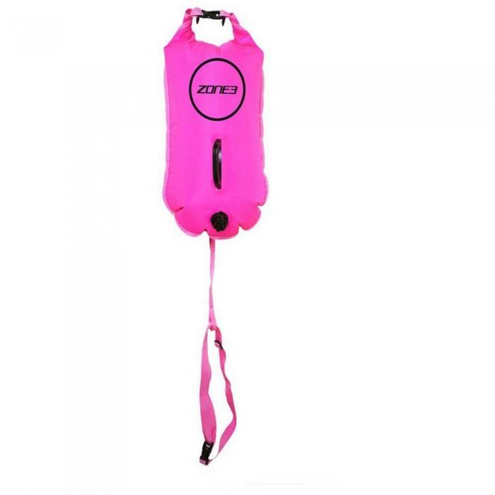 [해외]ZONE3 Swim Safety Buoy 28L 6137937203 Neon Pink