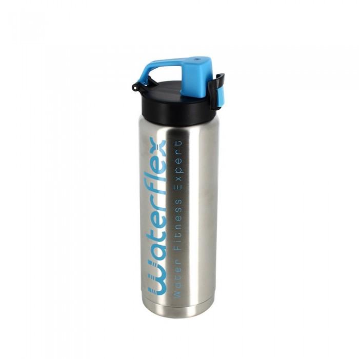 [해외]WATERFLEX Gourde isotherme Waterflex 0.6L Argent 6136145769
