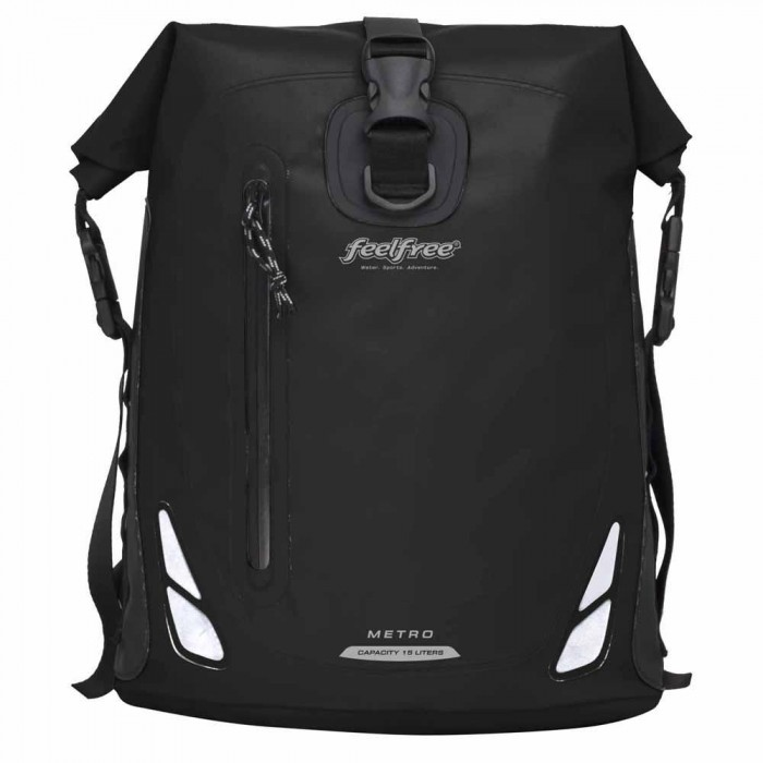 [해외]FEELFREE GEAR Metro 15L 10136763266 Black