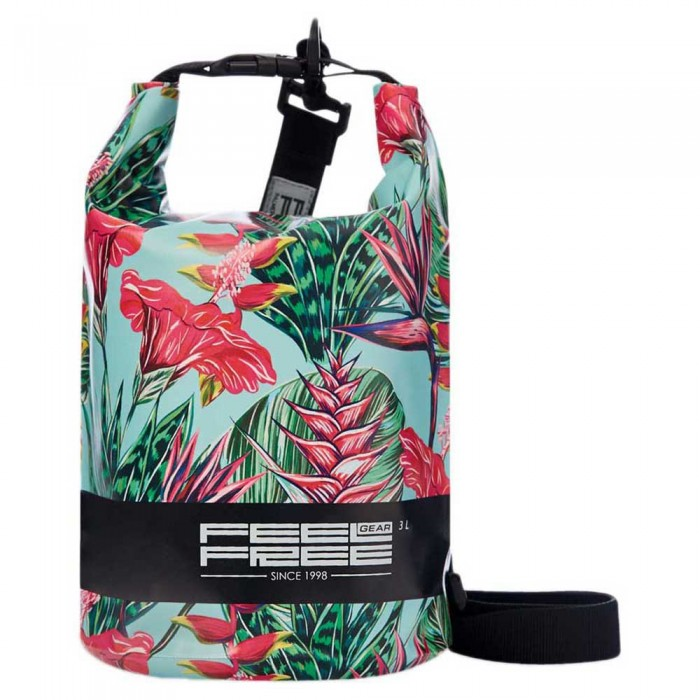 [해외]FEELFREE GEAR Dry Tube Tropical Mini 3L 10137766077 Teal / Black