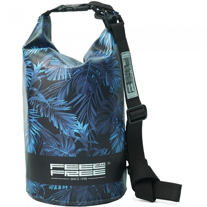 [해외]FEELFREE GEAR Dry Tube Tropical Mini 3L 10137766080 Mid Night Blue