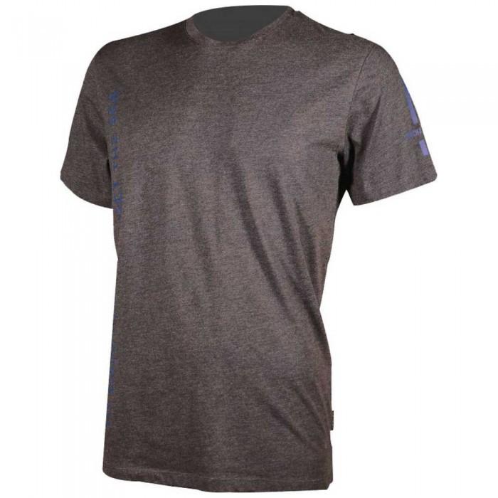 [해외]부샤 Enjoy and Project The Sea T-Shirt 10137861739 Grey Titanium / Blue Deep