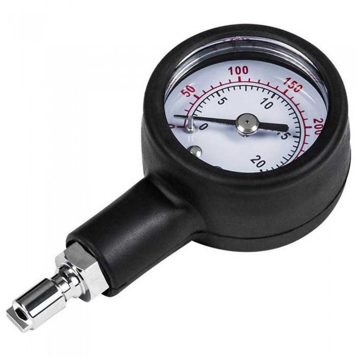 [해외]METALSUB Intermediate Pressure Gauge For BCD Hose 10137890249 Black
