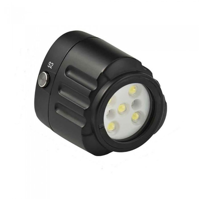 [해외]SEA FROGS SL18 Video Light 10137894071 Black