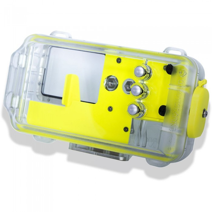 [해외]NAUTISMART Waterproof Smartphone Underwater Housing 10137916181 Yellow