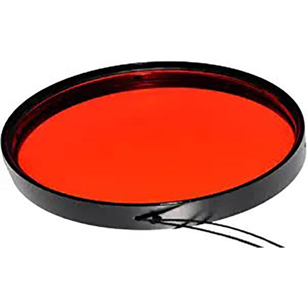[해외]10BAR 87.5mm Wet Red filter 10137944348 Black / Red
