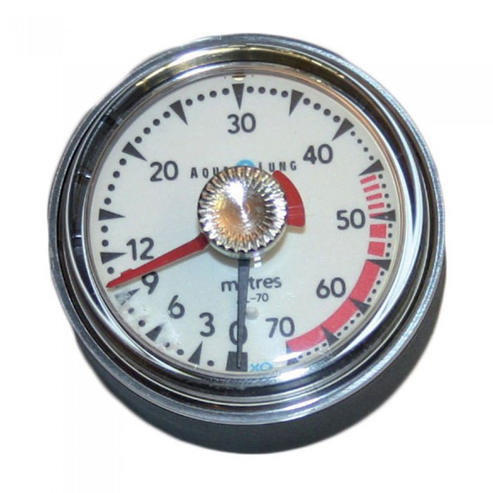 [해외]아펙스 Depth Gauge Metric 10137691344 Black