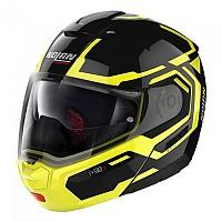 [해외]놀란 N90-3 Driller N-Com 9137806481 Glossy Black / Yellow
