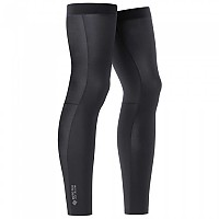 [해외]GORE? Wear Shield Leg Warmers 1137795175 Black