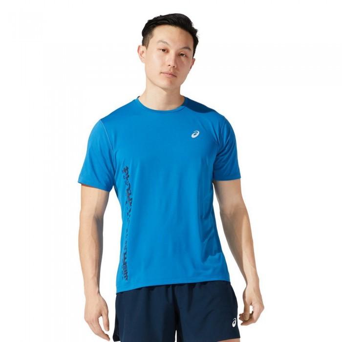 [해외]아식스 Sound Mind Sound Body Run 6137910000 Reborn Blue / French Blue