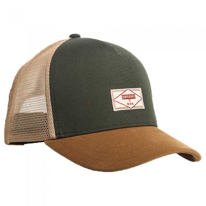 [해외]슈퍼드라이 Redwood Trucker 137560943 Green