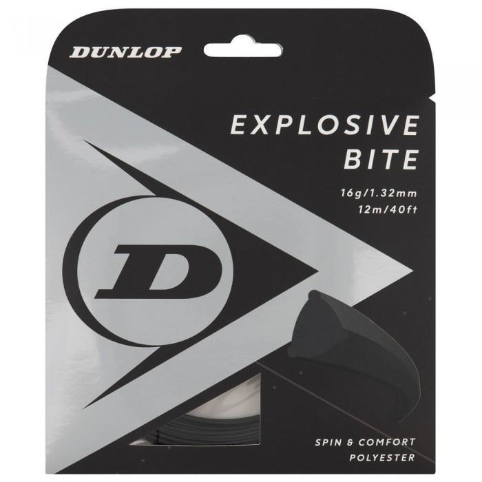 [해외]던롭 Explosive Bite Polyester 12 m 12137959889 Black