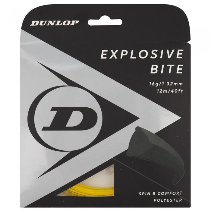 [해외]던롭 Explosive Bite Polyester 12 m 12137959890 Yellow