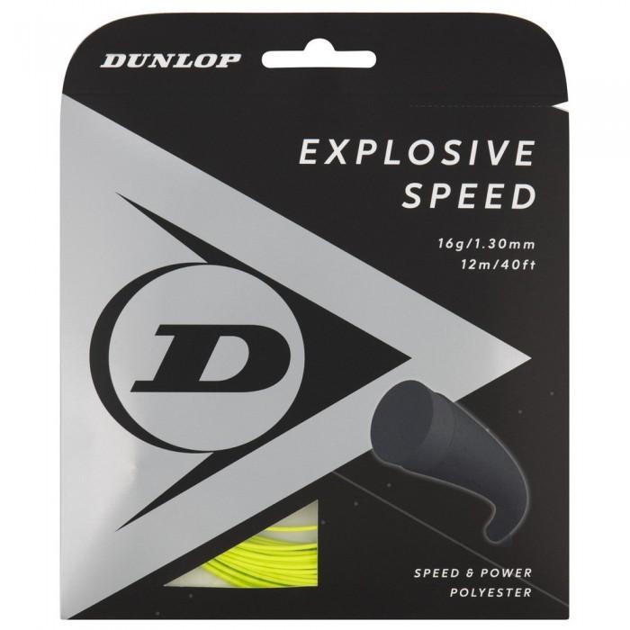 [해외]던롭 Explosive Speed Polyester 12 m 12137959894 Yellow