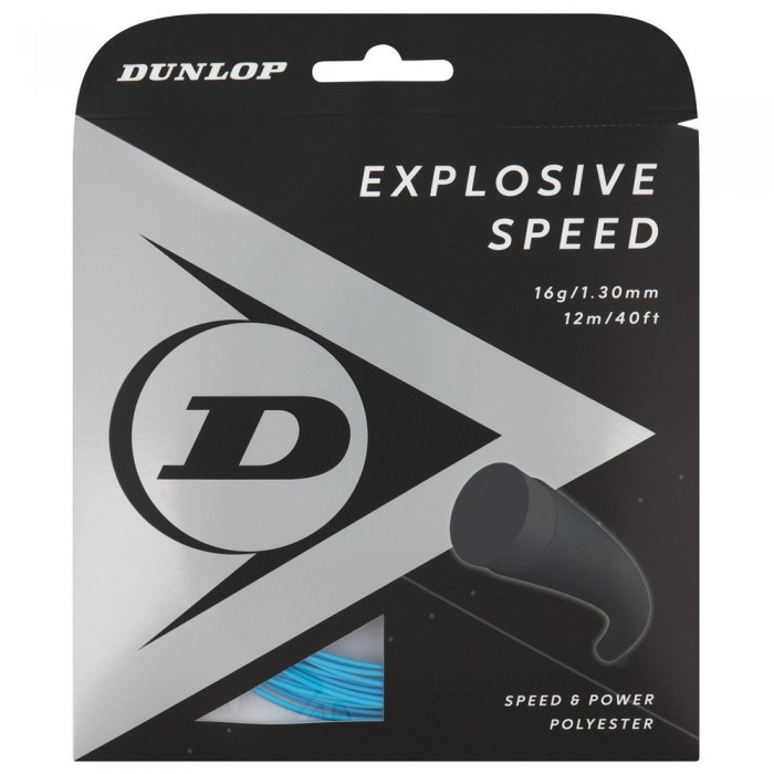 [해외]던롭 Explosive Speed Polyester 12 m 12137959895 Blue