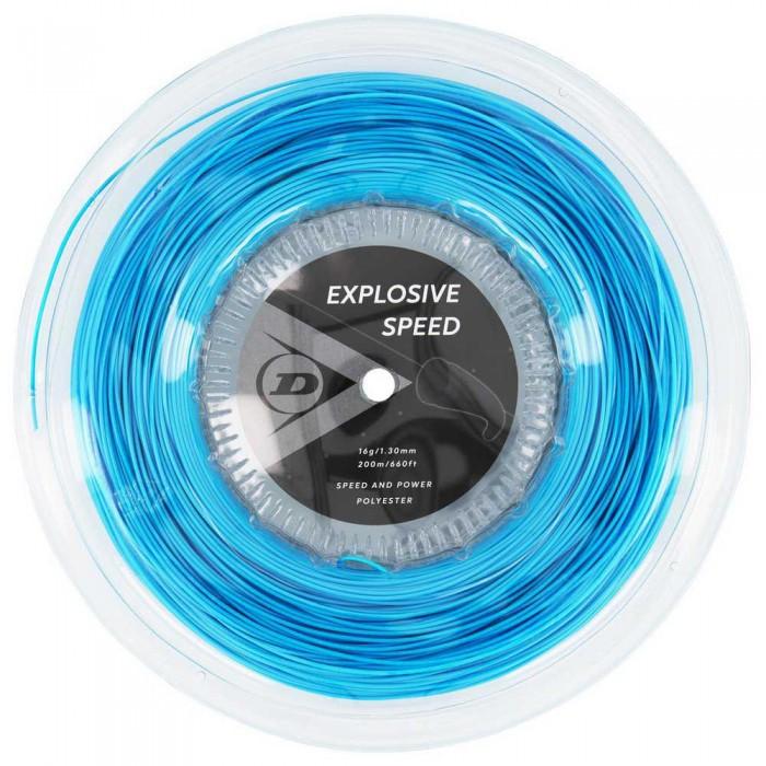 [해외]던롭 Explosive Speed Polyester 200 m 12137959896 Blue