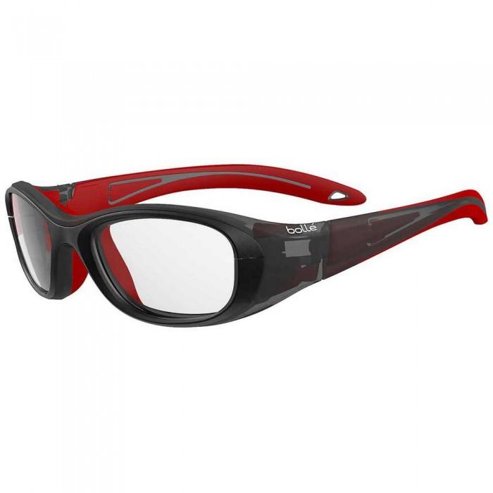 [해외]볼레 Coverage 52 Squash Glasses Junior 12137955776 Matte Black / Red