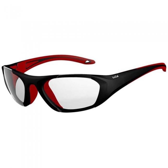 [해외]볼레 Baller Squash Glasses Junior 12137955782 Matte Black / Red