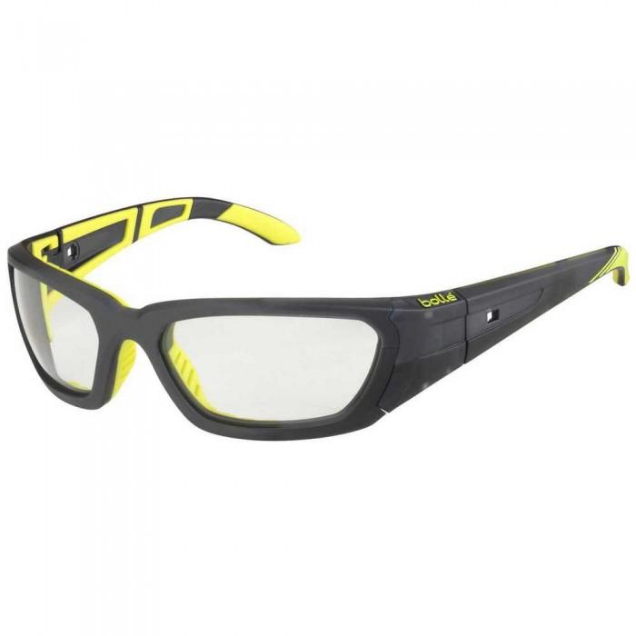 [해외]볼레 League Squash Glasses 12137955789 Matte Grey / Yellow