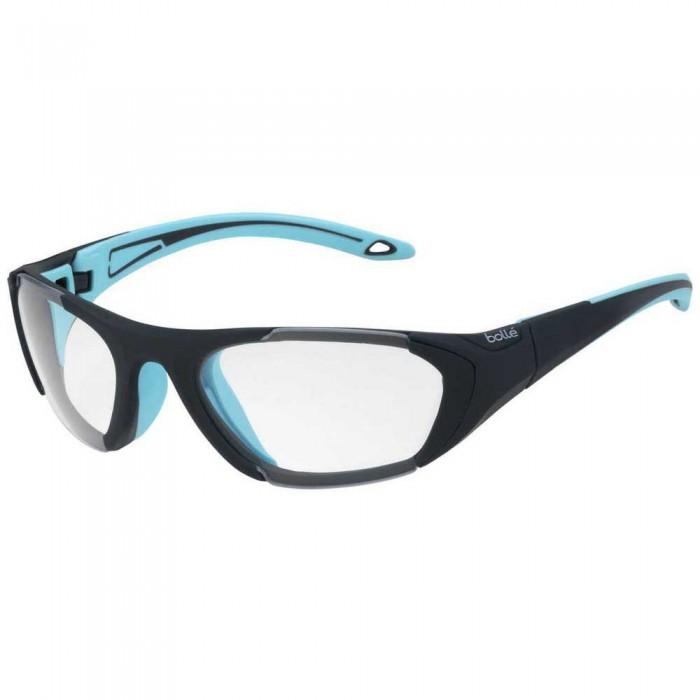 [해외]볼레 Baller Squash Glasses Junior 12137955791 Matte Navy / Light Blue