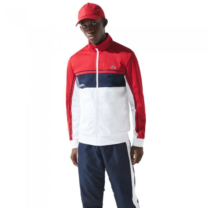 [해외]라코스테 Sport Lightweight Bi Colour 12137944790 Marine / Blanc-Blanc