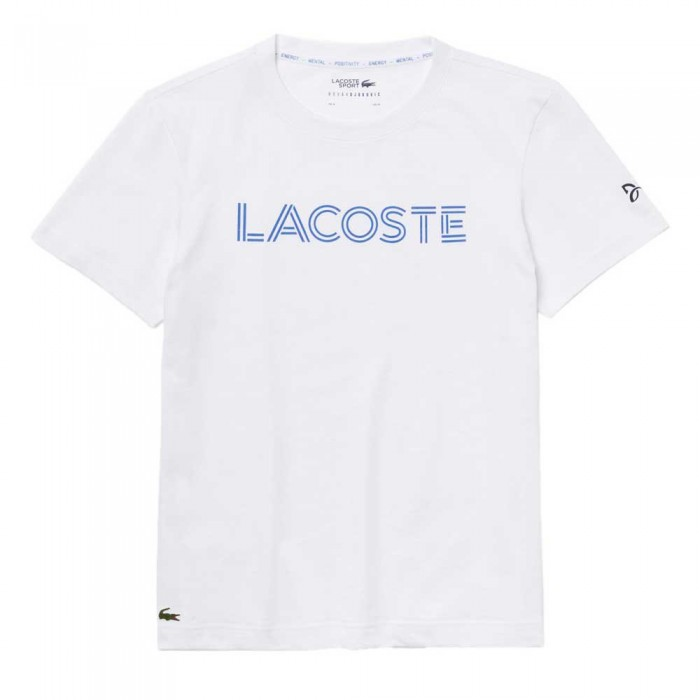 [해외]라코스테 TH9546 12137944751 Blanc / Lazuli