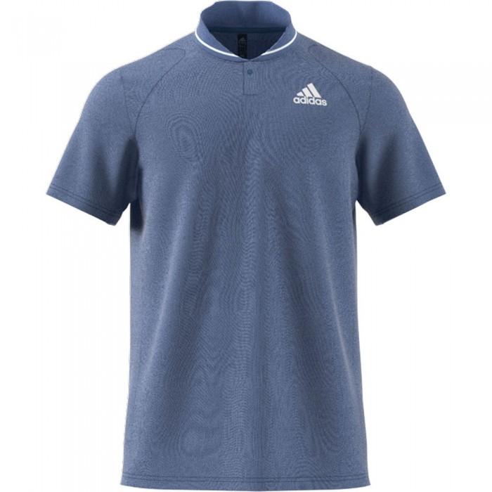 [해외]아디다스 Club Tennis Ribbed 12137926551 Crew Blue / White