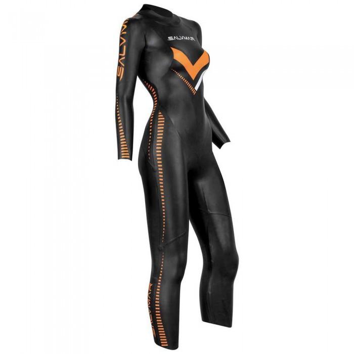 [해외]살비마 Free Swim Woman 2 mm 6137916279 Black