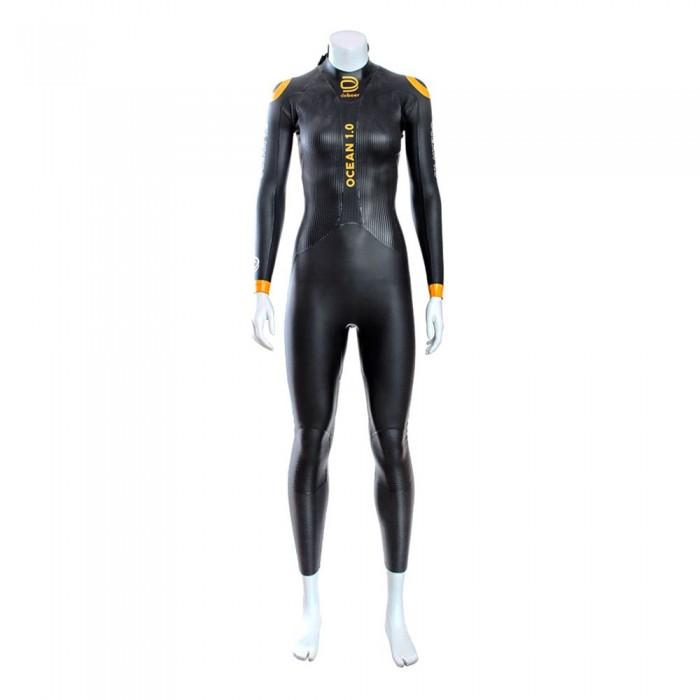 [해외]DEBOER Ocean 1.0 6137954002 Black / Orange