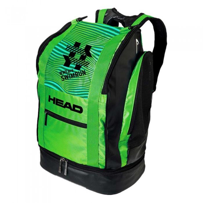 [해외]헤드 SWIMMING Tour 40L Backpack 6137475067 Open Water Green / Black