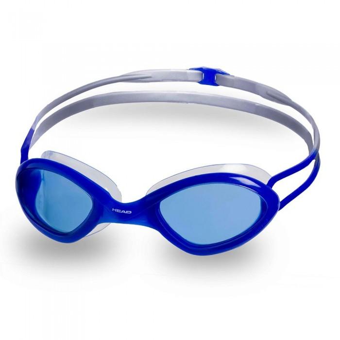 [해외]헤드 SWIMMING Tiger Race LSR+ 6137896142 Clear / Blue
