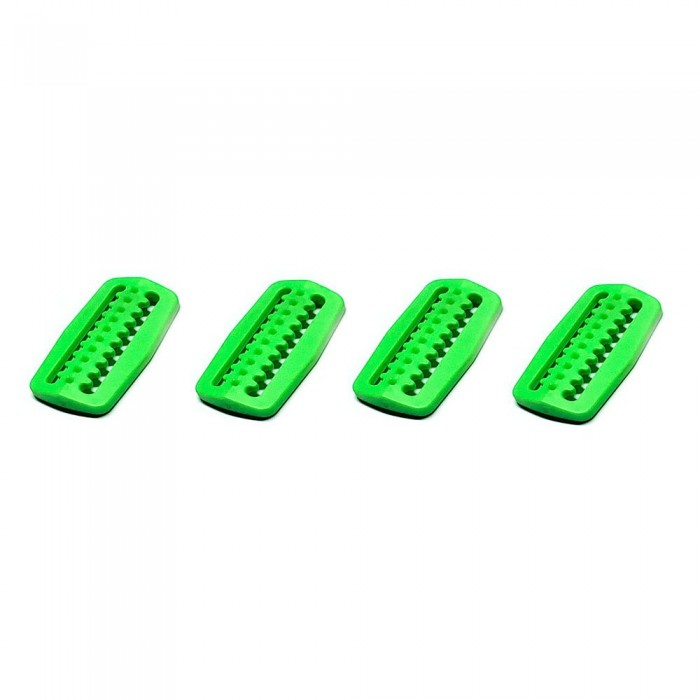[해외]METALSUB Weight Belt Retainer Keeper Clip 4 Units 10137965637 Green