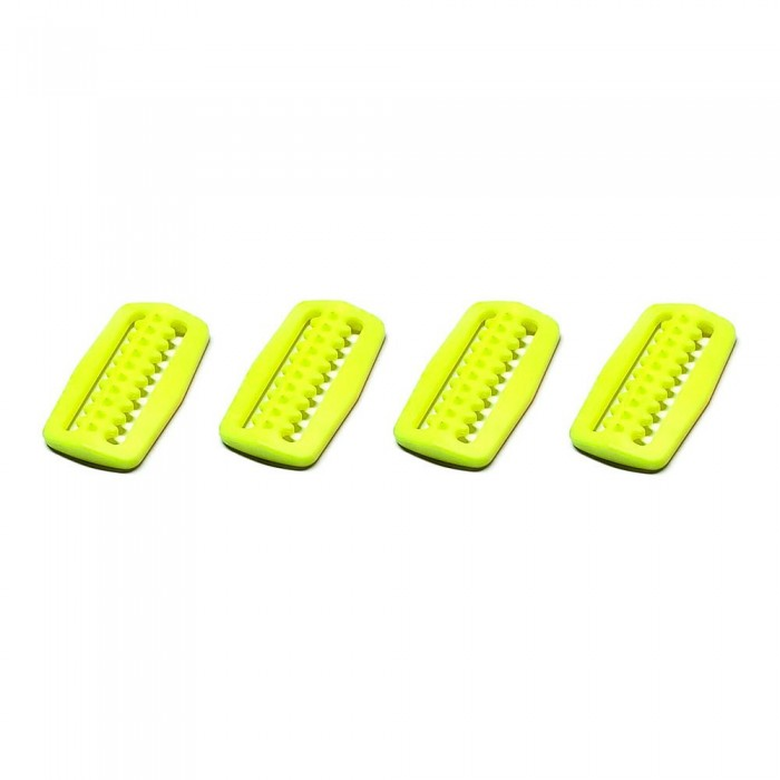 [해외]METALSUB Weight Belt Retainer Keeper Clip 4 Units 10137965638 Yellow