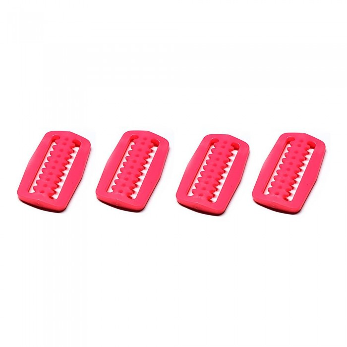 [해외]METALSUB Weight Belt Retainer Keeper Clip 4 Units 10137965639 Pink