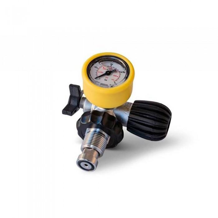 [해외]COLTRI Filling Valve DIN 232 With Pressure Gauge 10137965624