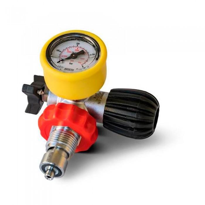 [해외]COLTRI Filling Valve DIN 300 With Pressure Gauge 10137965625