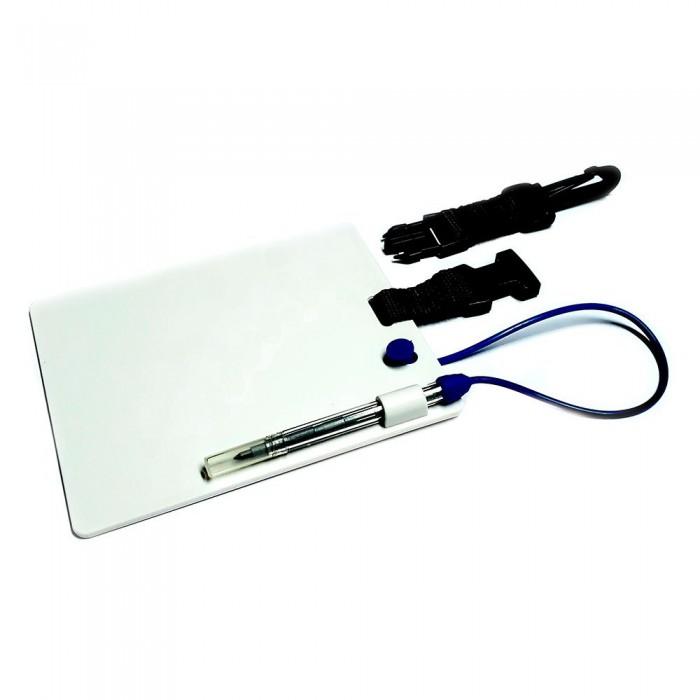 [해외]METALSUB Dive Slate With Pencil And Clip 10137965640 White