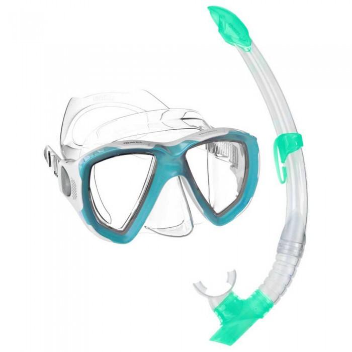 [해외]마레스 Trygon 10137464768 Aqua / White / Clear