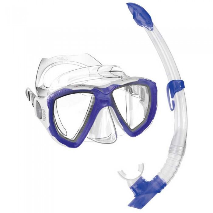 [해외]마레스 Trygon 10137464769 Blue / White / Clear