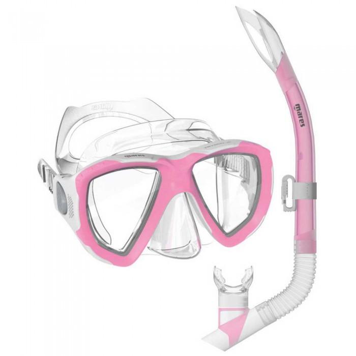 [해외]마레스 Trygon Junior 10137464774 Pink / White / Clear