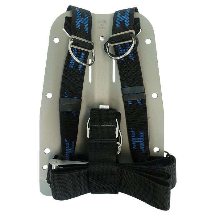 [해외]HALCYON Standard Aluminum Hardcoated Blackplate And Harness 10137167480