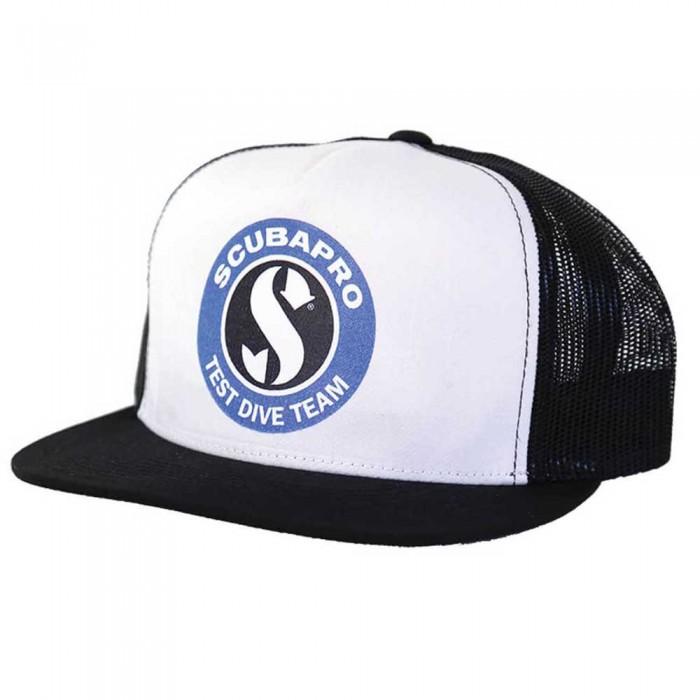 [해외]스쿠바프로 Trucker Style 10137954547 Black / White