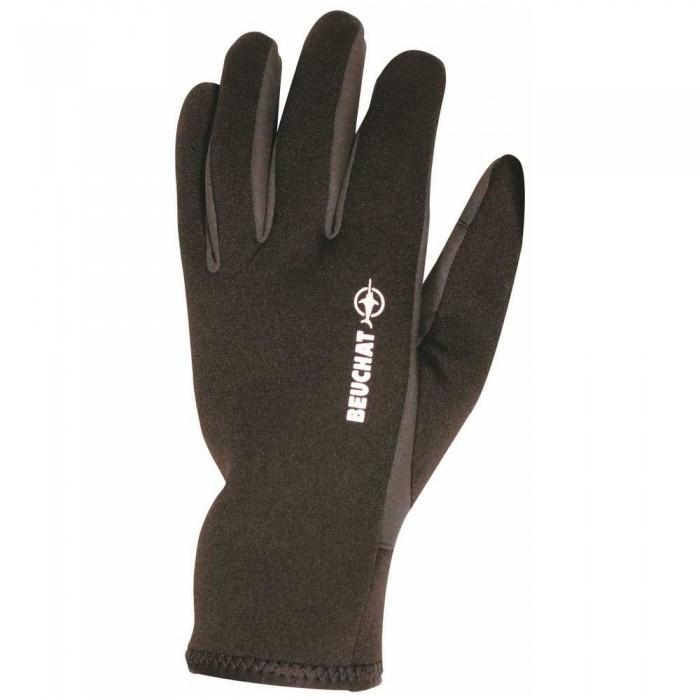 [해외]부샤 Sirocco Sport Protect Amara Couro 2.5 mm 10137861632 Black / Grey