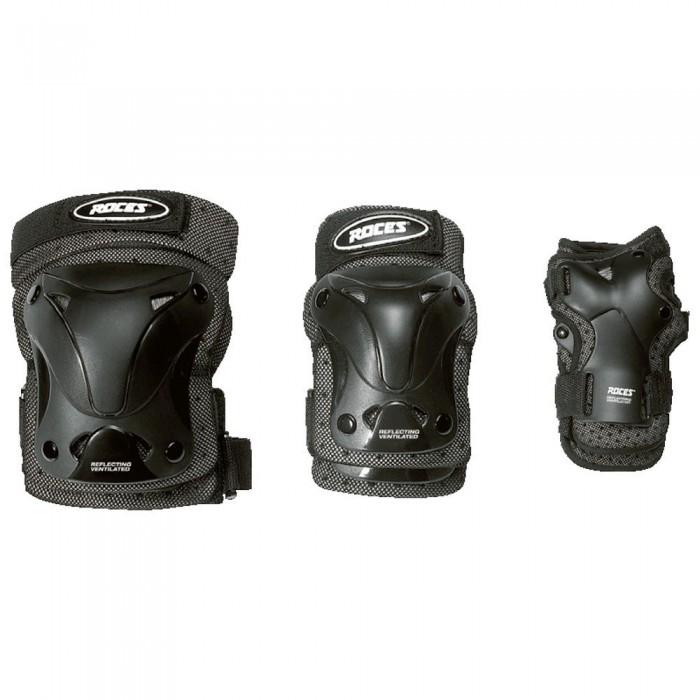 [해외]로체스 Ventilated Junior 3 Pack 14137949280 Black
