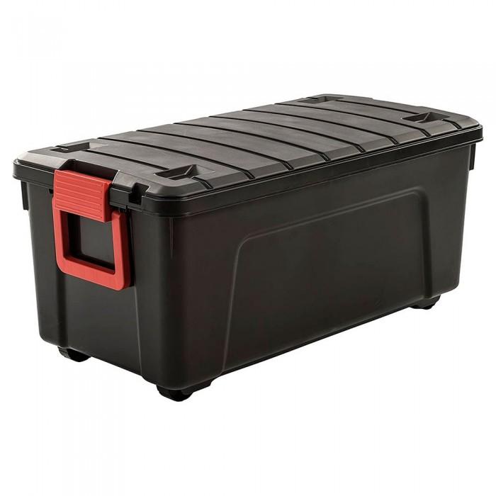 [해외]METALSUB Wheeled Dry Box 75L 14137793971 Black / Red