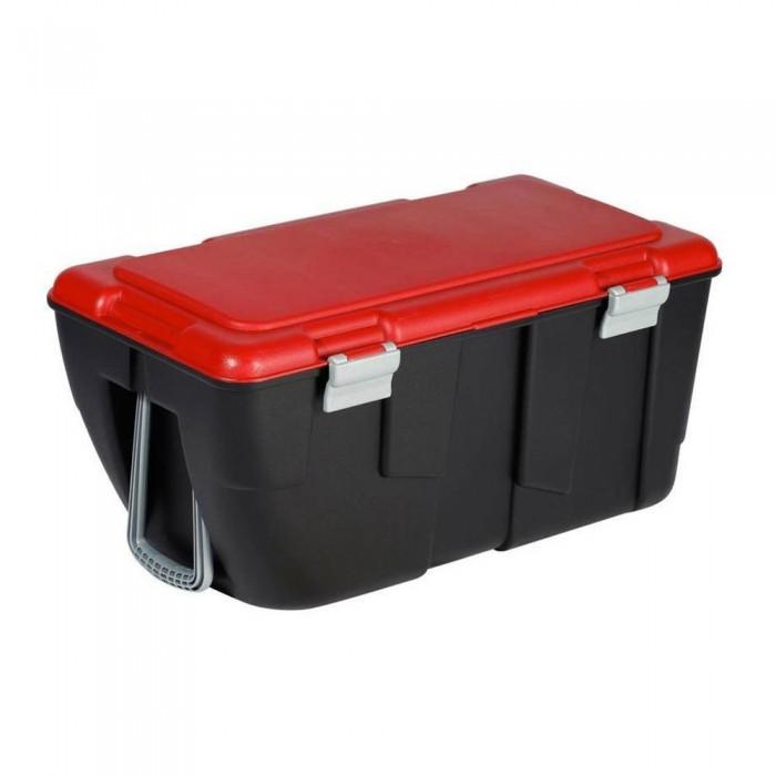 [해외]METALSUB Mammouth Dry Box 80L 14137794361 Grey / Red