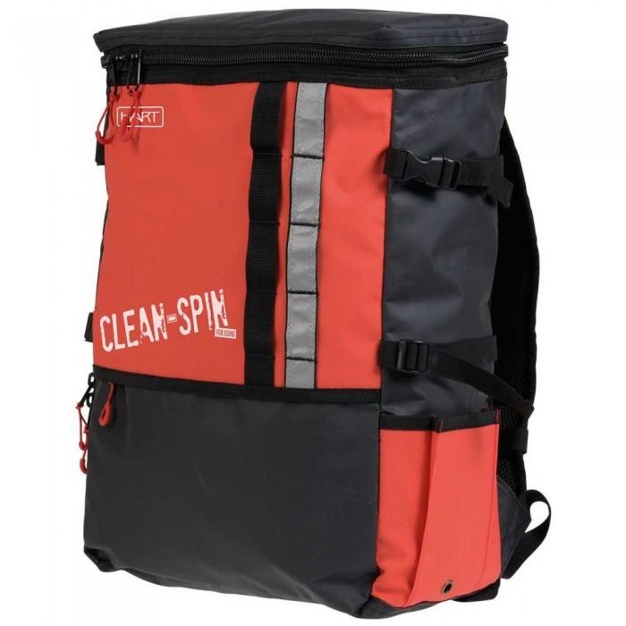 [해외]HART Clean Spin 25L 8137900888 Red / Black