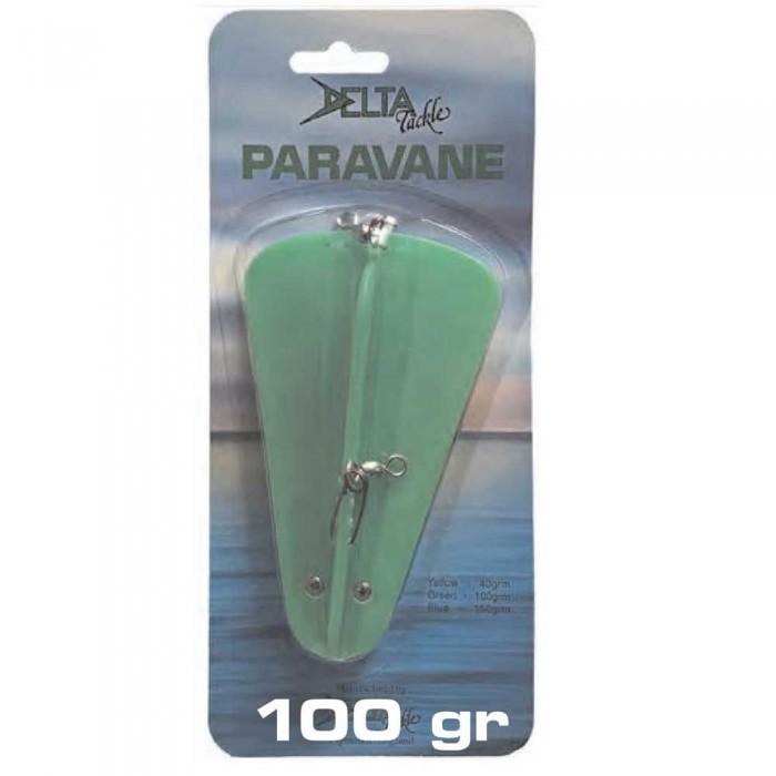 [해외]DELTA TACKLE Paravane 8137932653 Green