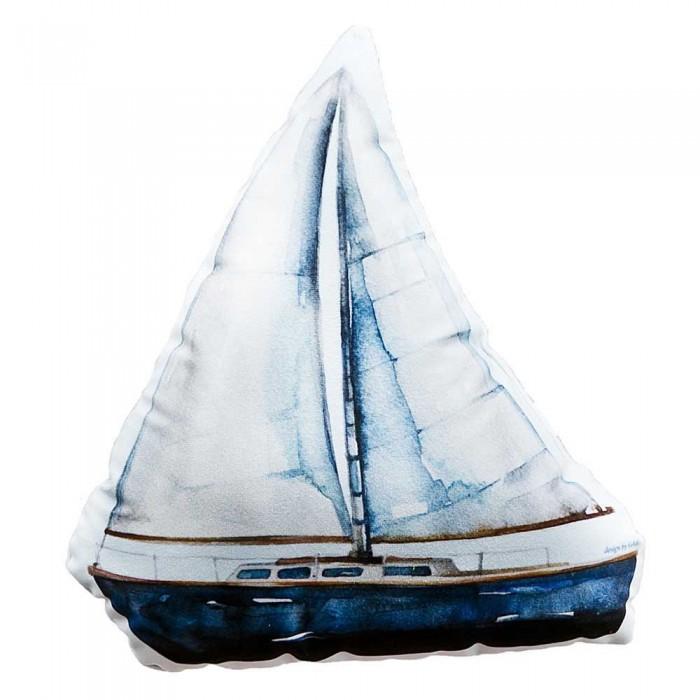 [해외]GABY Sailboat Marine Collection 8137934805 White / Blue